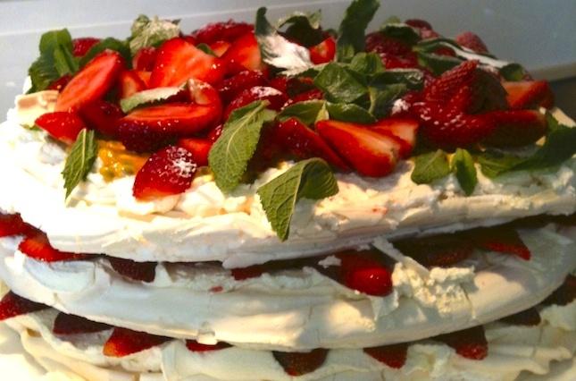 Dessert Chef for Hire Edinburgh